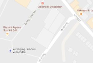 kaart FV